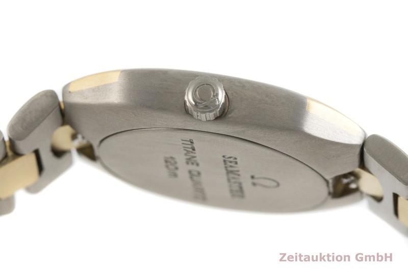 gebrauchte Luxusuhr Omega Seamaster Titan / Gold Quarz Kal. 1426, ETA 256.111 Ref. 596.0060, 796.0855  | 2002853 _0