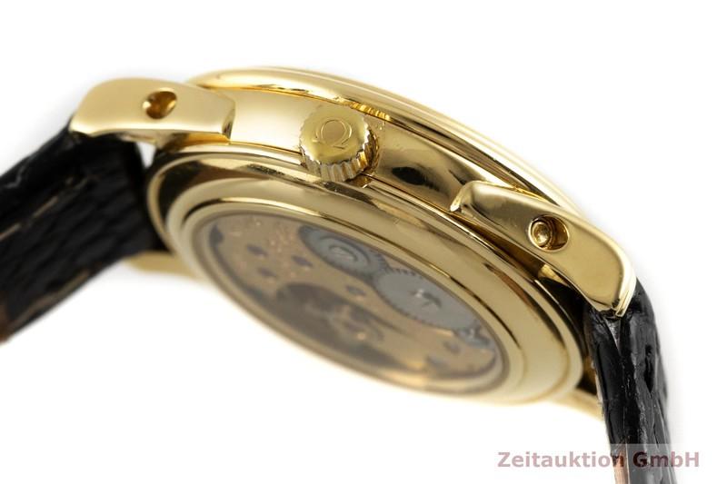 gebrauchte Luxusuhr Omega * 18k Gold Handaufzug Kal. 627 Ref. 516.0001  | 2002856 _0