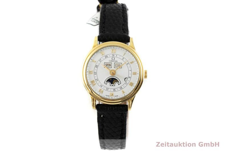 gebrauchte Luxusuhr Omega * 18k Gold Handaufzug Kal. 627 Ref. 516.0001  | 2002856 _1