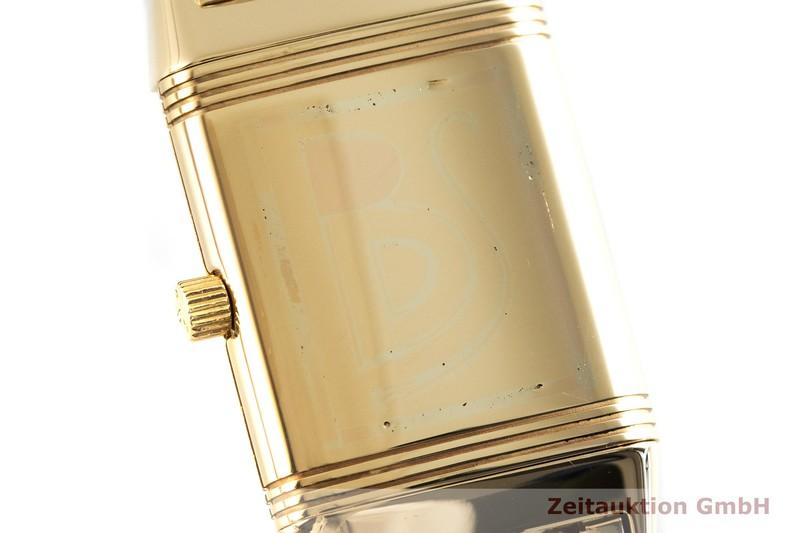 gebrauchte Luxusuhr Jaeger LeCoultre Reverso 18k Gold Handaufzug Kal. 846/1 Ref. 260.1.86  | 2002880 _1