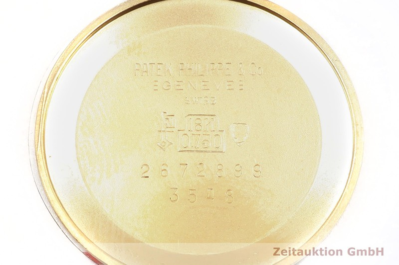 gebrauchte Luxusuhr Patek Philippe Ellipse 18k Gold Handaufzug Kal. 23-300 Ref. 3548 VINTAGE  | 2002883 _0