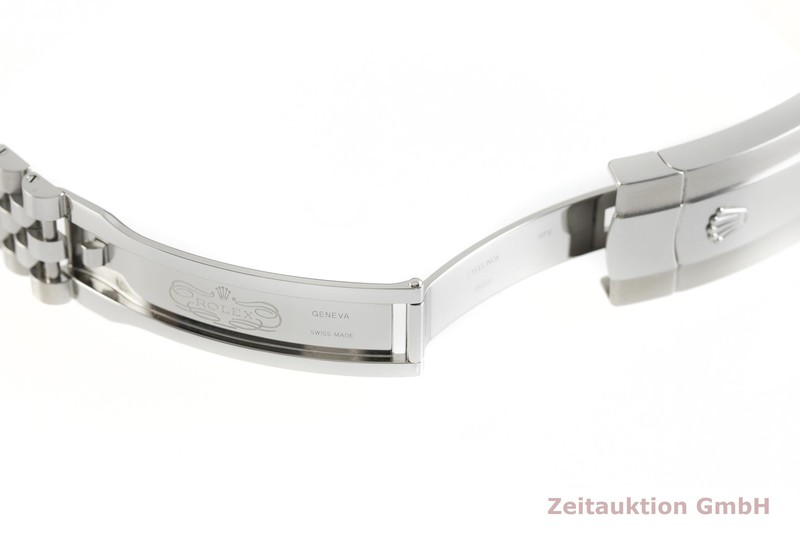 gebrauchte Luxusuhr Rolex Datejust Stahl Automatik Kal. 3235 Ref. 126300  | 2002891 _0