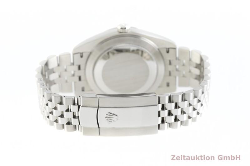 gebrauchte Luxusuhr Rolex Datejust Stahl Automatik Kal. 3235 Ref. 126300  | 2002891 _1