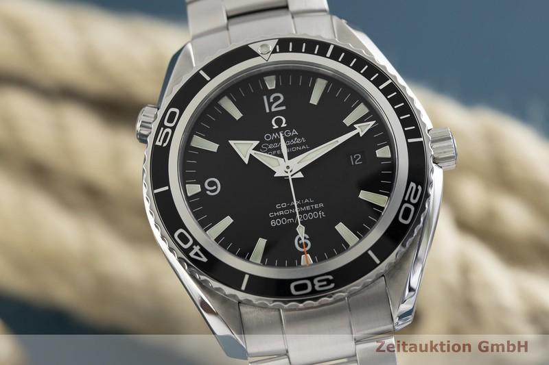 gebrauchte Luxusuhr Omega Seamaster Stahl Automatik Kal. 2500 Ref. 168.1650, 22005000    2002903 _0