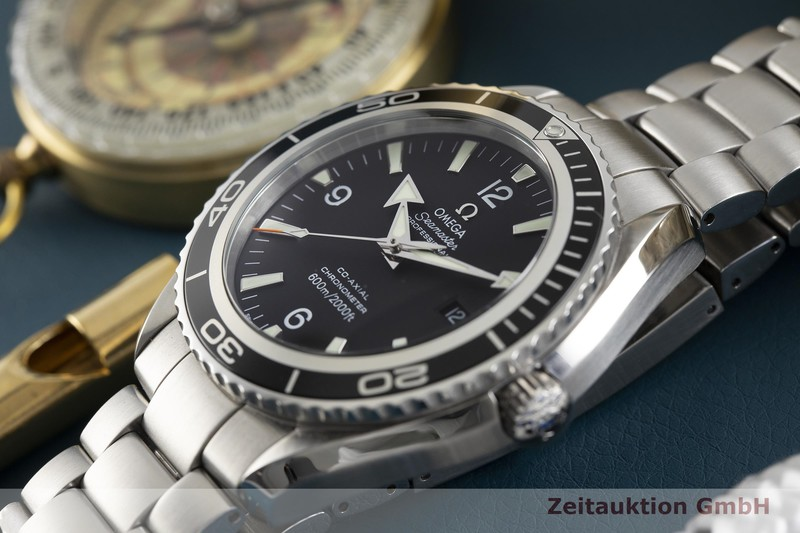 gebrauchte Luxusuhr Omega Seamaster Stahl Automatik Kal. 2500 Ref. 168.1650, 22005000    2002903 _1