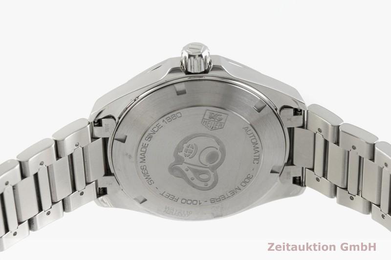 gebrauchte Luxusuhr Tag Heuer Aquaracer Stahl Automatik Kal. 5, SW 200-1 Ref. WAY2110  | 2002913 _0