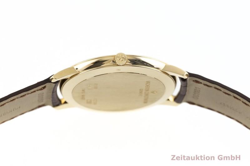 gebrauchte Luxusuhr Vacheron & Constantin Patrimony 18k Gold Handaufzug Kal. 1400 Ref. 81180  | 2002920 _0