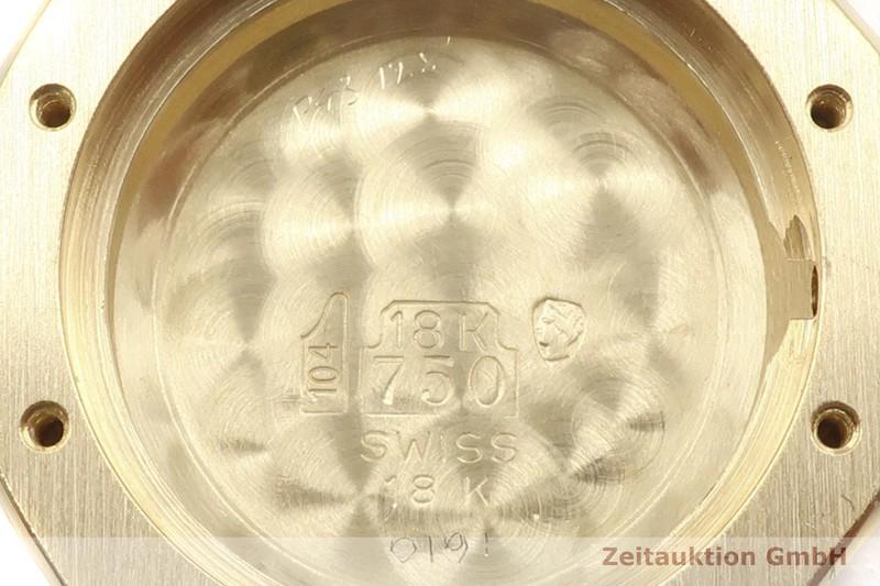 gebrauchte Luxusuhr Cartier Santos 18k Gold Automatik Kal. ETA 2670  | 2002922 _0