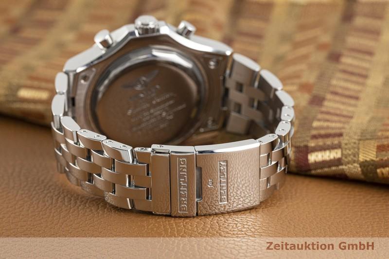 gebrauchte Luxusuhr Breitling Bentley Chronograph Stahl Automatik Kal. B47, ETA 2892-A2 Ref. A47362  | 2002928 _1
