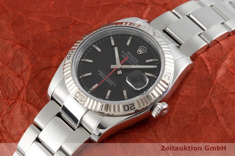 gebrauchte Luxusuhr Rolex Datejust Stahl / Weissgold Automatik Kal. 3135 Ref. 116264    2002945 _0