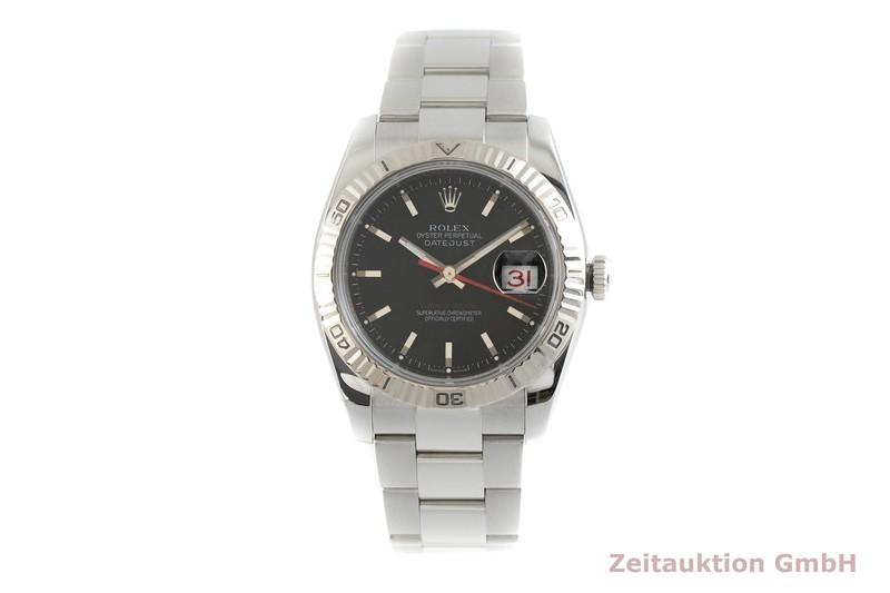 gebrauchte Luxusuhr Rolex Datejust Stahl / Weissgold Automatik Kal. 3135 Ref. 116264    2002945 _1