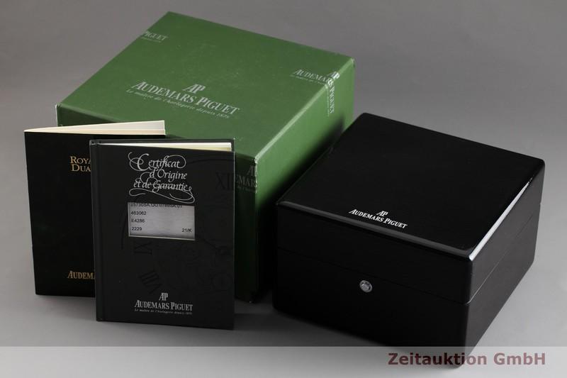 gebrauchte Luxusuhr Audemars Piguet Royal Oak Stahl / Gold Automatik Kal. 2229 Ref. E-4286, 25730SA.OO.0789SA.01  | 2002947 _0