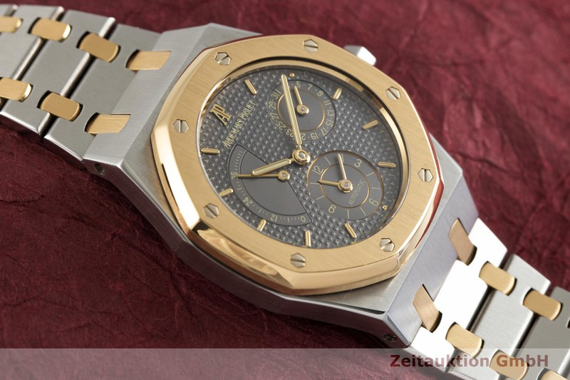 gebrauchte Luxusuhr Audemars Piguet Royal Oak Stahl / Gold Automatik Kal. 2229 Ref. E-4286, 25730SA.OO.0789SA.01  | 2002947 _1
