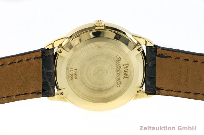 gebrauchte Luxusuhr Piaget Gouverneur 18k Gold Handaufzug Kal. 8532 Ref. 15958  | 2002956 _0