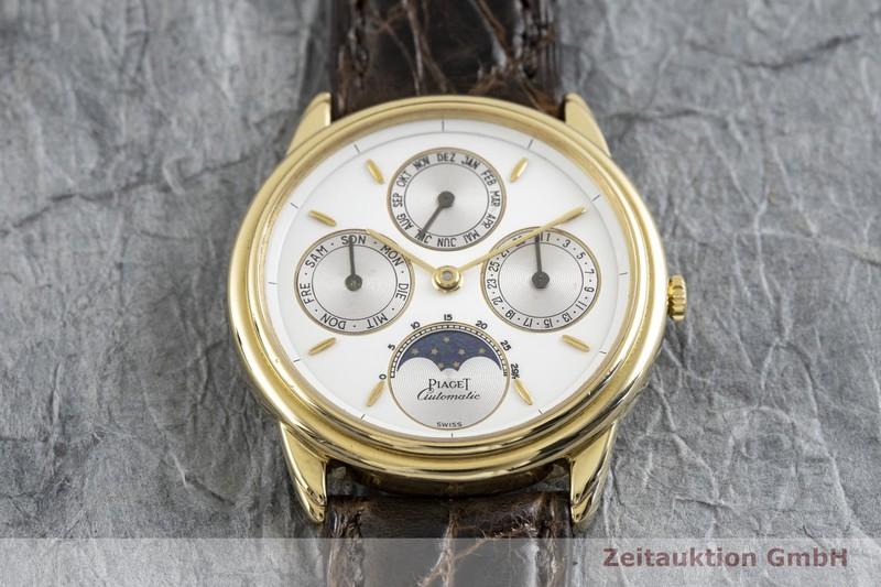 gebrauchte Luxusuhr Piaget Gouverneur 18k Gold Handaufzug Kal. 8532 Ref. 15958  | 2002956 _1