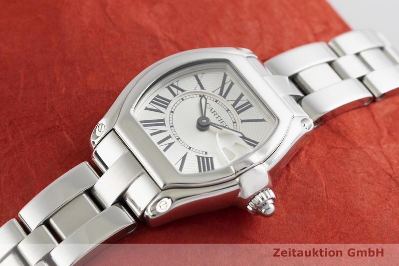 gebrauchte Luxusuhr Cartier Roadster Stahl Quarz Kal. 688 Ref. 2675  | 2002965 _0