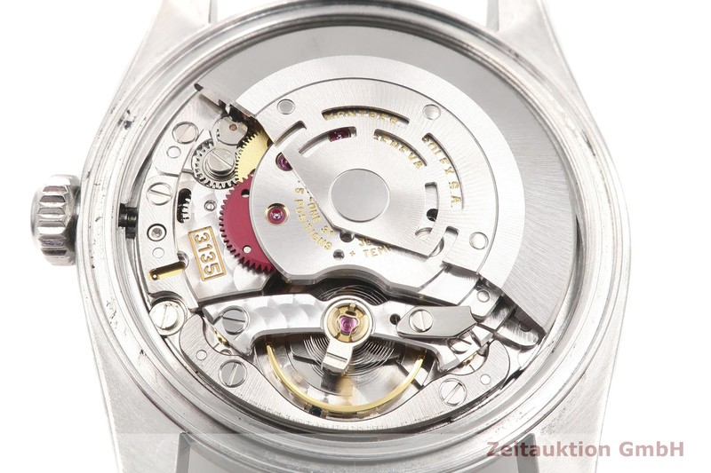 gebrauchte Luxusuhr Rolex Datejust Stahl / Weissgold Automatik Kal. 3135 Ref. 16234  | 2002973 _0