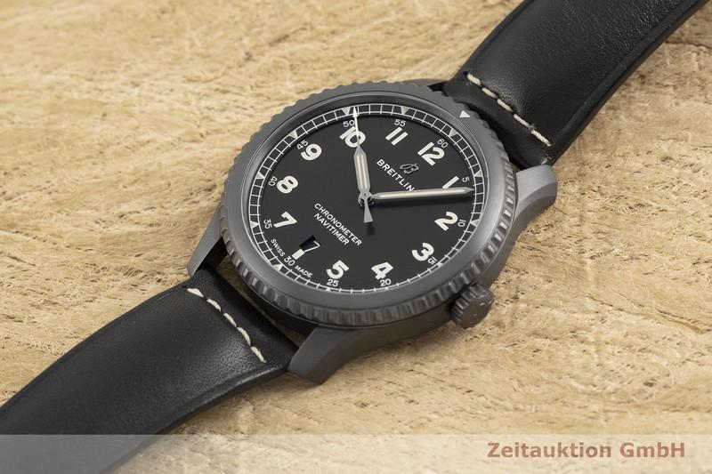 gebrauchte Luxusuhr Breitling Navitimer Stahl Automatik Kal. B17 Ref. M17314  | 2002983 _0