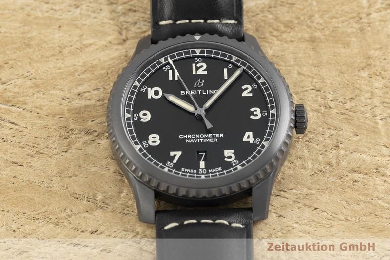 gebrauchte Luxusuhr Breitling Navitimer Stahl Automatik Kal. B17 Ref. M17314  | 2002983 _1