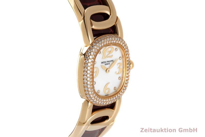 gebrauchte Luxusuhr Patek Philippe Ellipse 18k Gold Quarz Kal. E15 Ref. 4831  | 2002985 _0