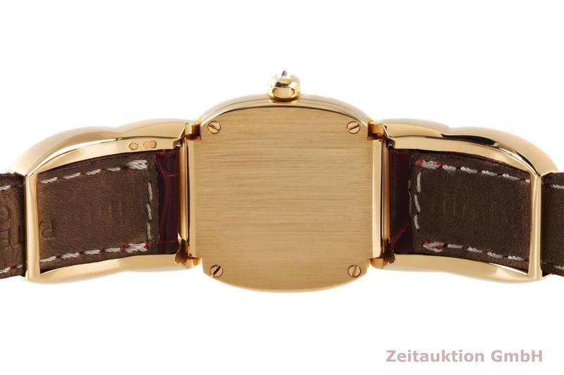 gebrauchte Luxusuhr Patek Philippe Ellipse 18k Gold Quarz Kal. E15 Ref. 4831    2002985 _1
