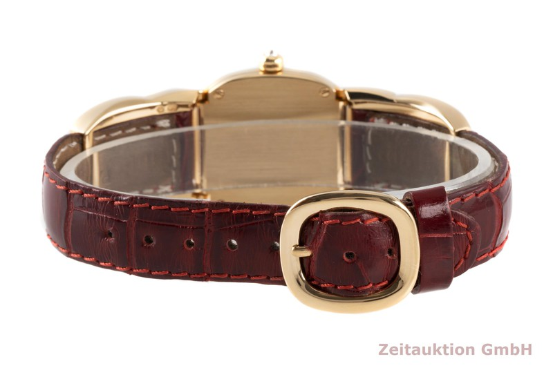 gebrauchte Luxusuhr Patek Philippe Ellipse 18k Gold Quarz Kal. E15 Ref. 4831  | 2002985 _1