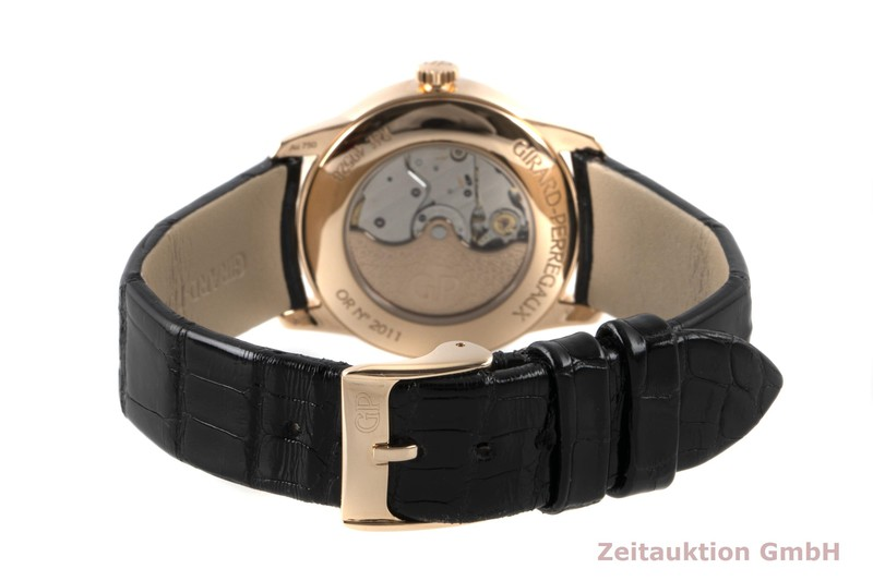 gebrauchte Luxusuhr Girard Perregaux 1966 18k Rotgold Automatik Kal. 3200 Ref. 49528  | 2002993 _1