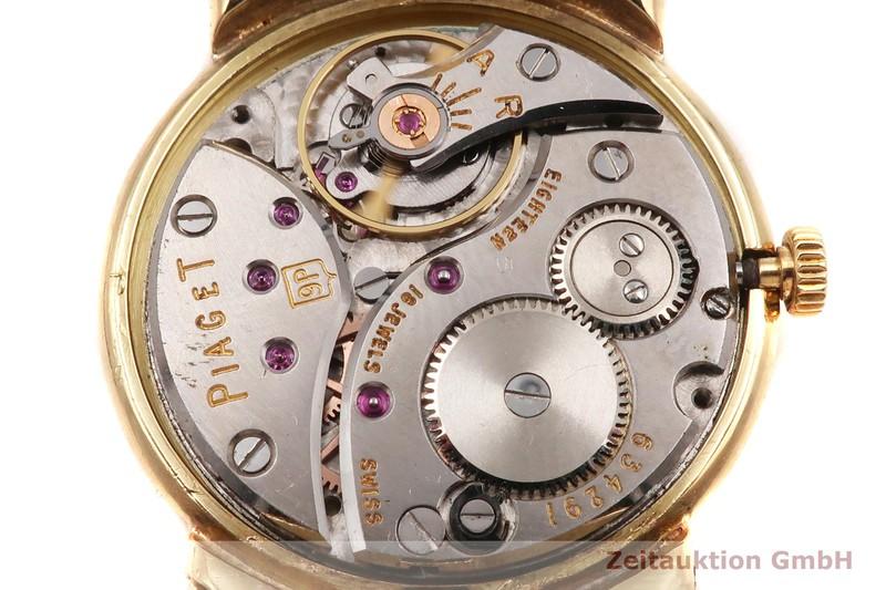 gebrauchte Luxusuhr Piaget * 18k Gold Handaufzug Kal. 9P Ref. 924D1 VINTAGE  | 2002995 _0