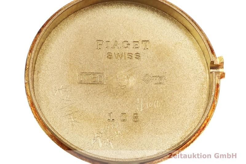 gebrauchte Luxusuhr Piaget * 18k Gold Handaufzug Kal. 9P Ref. 924D1 VINTAGE  | 2002995 _1