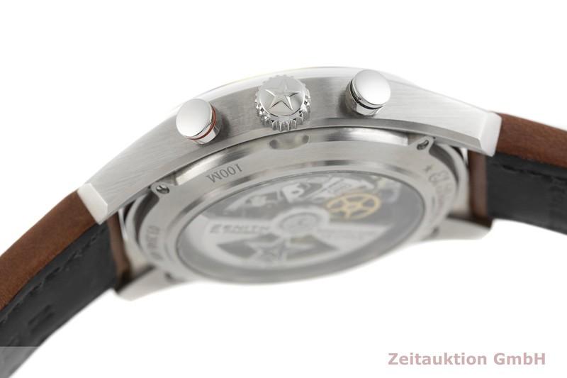 gebrauchte Luxusuhr Zenith El Primero Chronograph Stahl Automatik Kal. 400 Ref. 03.2046.400    2002997 _0