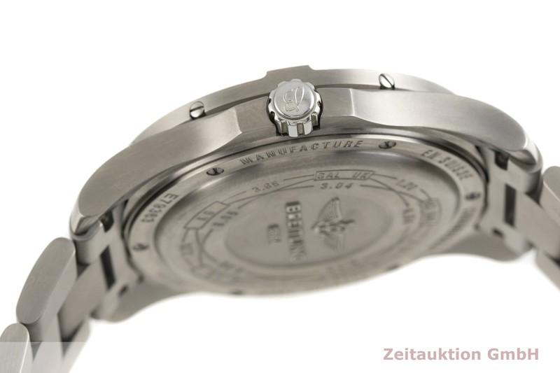gebrauchte Luxusuhr Breitling Aerospace Chronograph Titan Quarz Kal. B79, ETA E10.451 Ref. E79363  | 2003021 _1