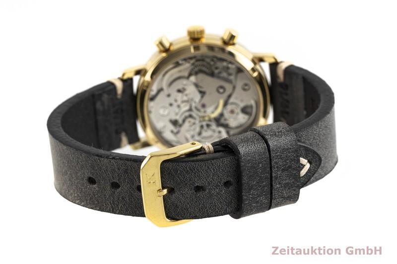 gebrauchte Luxusuhr Chronoswiss * Chronograph vergoldet Handaufzug Kal. Valjoux 7734  | 2003024 _1