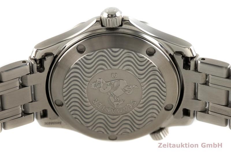 gebrauchte Luxusuhr Omega Seamaster Stahl Quarz Kal. 1438, ETA 255.461 Ref. 25628000, 196.1502, 396.1502  | 2003026 _0