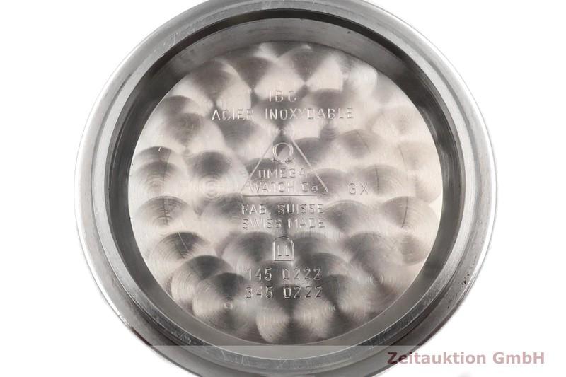 gebrauchte Luxusuhr Omega Speedmaster Moonwatch Chronograph Stahl Handaufzug Kal. 1861 Ref. 145.0222, 345.0222, 35945000  | 2003027 _0