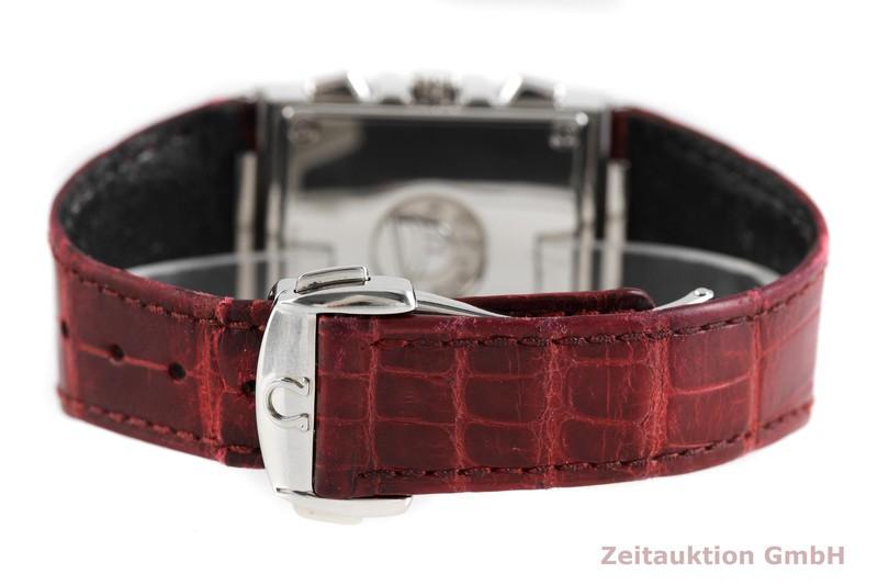 gebrauchte Luxusuhr Omega Constellation Chronograph Stahl Quarz Kal. 5200 Ref. 785.1201    2003030 _0