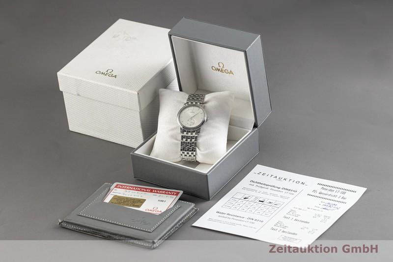 gebrauchte Luxusuhr Omega De Ville Stahl Handaufzug Kal. 651 Ref. 45203100, 125.0050  | 2003045 _0