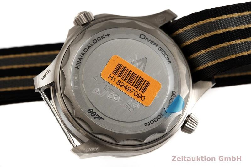gebrauchte Luxusuhr Omega Seamaster Titan Automatik Kal. 8806 Ref. 210.92.42.20.01.001  | 2003046 _0