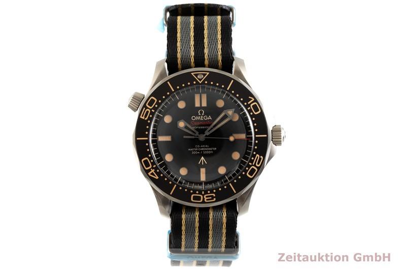 gebrauchte Luxusuhr Omega Seamaster Titan Automatik Kal. 8806 Ref. 210.92.42.20.01.001  | 2003046 _1