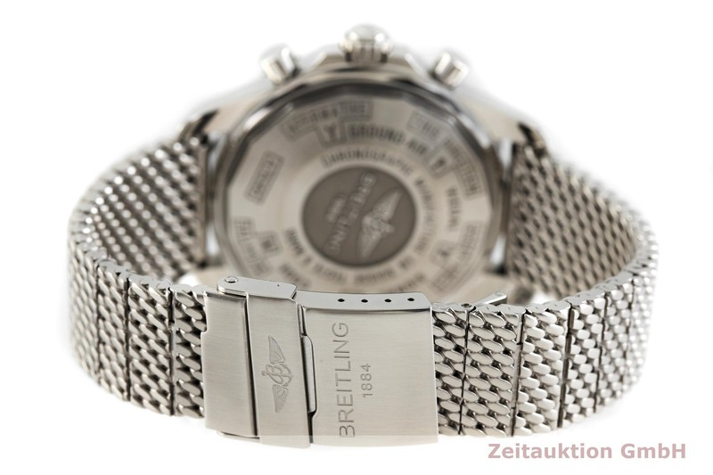 gebrauchte Luxusuhr Breitling Chronospace Chronograph Stahl / Titan Quarz Kal. B78, ETA E20.351 Ref. A78365  | 2003050 _0