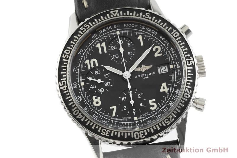 gebrauchte Luxusuhr Breitling Aviastar Chronograph Stahl Automatik Kal. B13, ETA 7750 Ref. A13024  | 2003056 _0