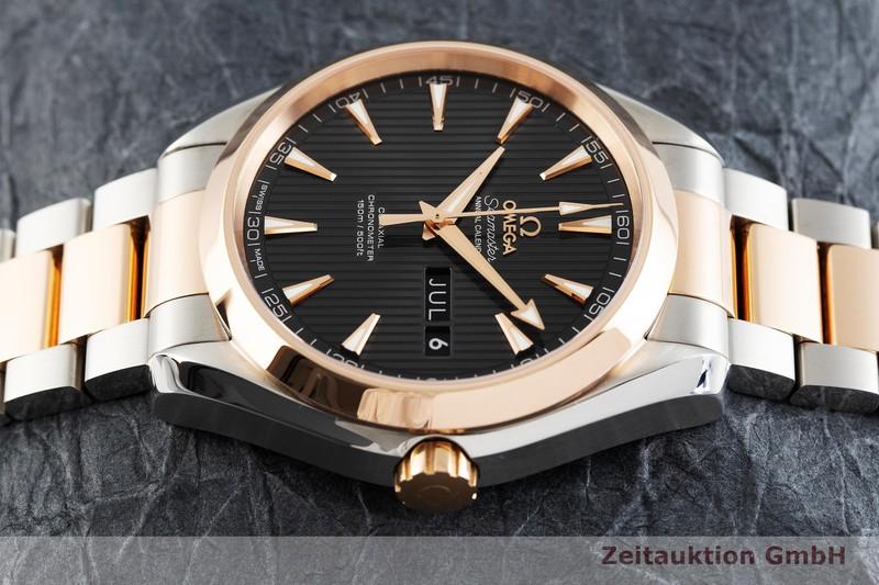 gebrauchte Luxusuhr Omega Seamaster Stahl / Gold Automatik Kal. 8601 Ref. 231.20.43.22.06.002    2003059 _0