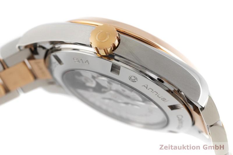 gebrauchte Luxusuhr Omega Seamaster Stahl / Gold Automatik Kal. 8601 Ref. 231.20.43.22.06.002  | 2003059 _0