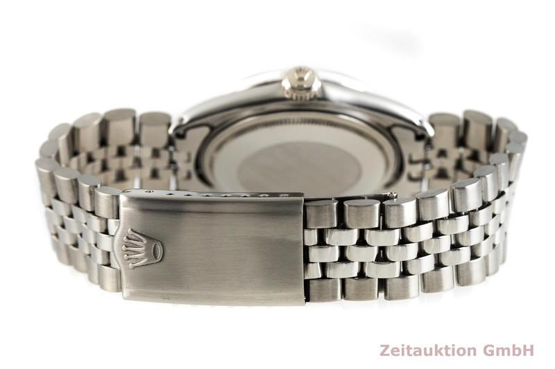 gebrauchte Luxusuhr Rolex Datejust Stahl / Weissgold Automatik Kal. 1570 Ref. 1601 VINTAGE  | 2003062 _1