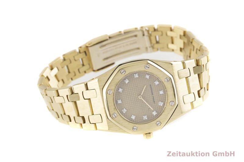 gebrauchte Luxusuhr Audemars Piguet Royal Oak 18k Gold Quarz Kal. 2502 Ref. B79228  | 2003068 _0