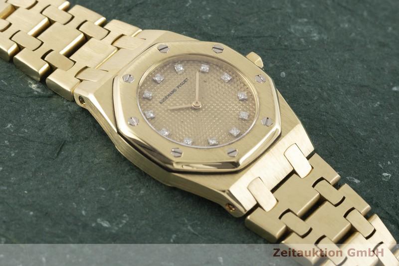 gebrauchte Luxusuhr Audemars Piguet Royal Oak 18k Gold Quarz Kal. 2502 Ref. B79228  | 2003068 _1