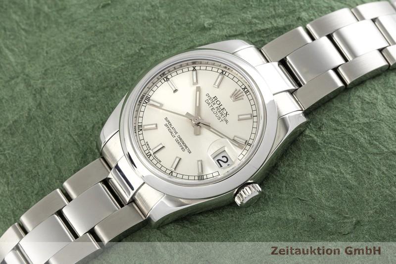 gebrauchte Luxusuhr Rolex Datejust Stahl Automatik Kal. 2235 Ref. 178240  | 2003071 _0