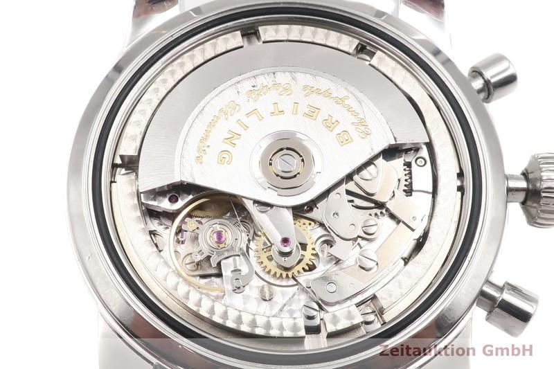 gebrauchte Luxusuhr Breitling Superocean Chronograph Stahl Automatik Kal. B23, ETA 7753 Ref. A23320    2003084 _0