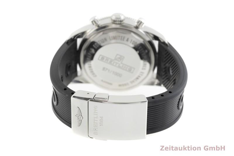 gebrauchte Luxusuhr Breitling Superocean Chronograph Stahl Automatik Kal. B23, ETA 7753 Ref. A23320    2003084 _1