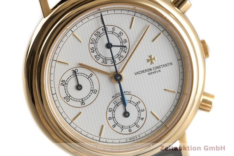 gebrauchte Luxusuhr Vacheron & Constantin Historiques Chronograph 18k Gold Automatik Kal. 1126 Ref. 47001  | 2003103 _0