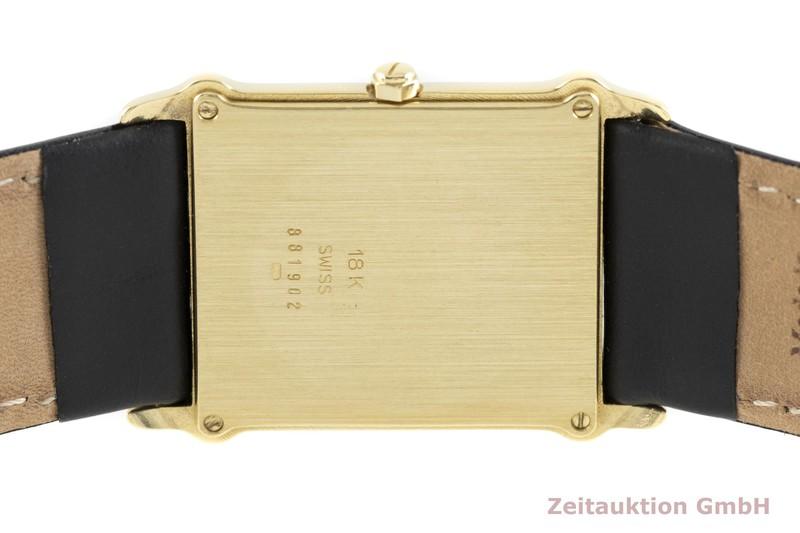 gebrauchte Luxusuhr Ebel * 18k Gold Quarz Kal. ETA 256.111 Ref. 881902    2003119 _0
